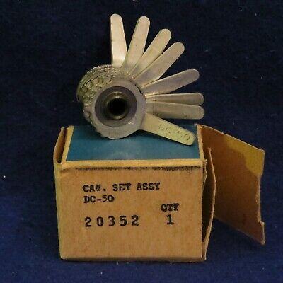 Curtis Model 15 Key Code Cutter Clipper Dc-50 Cam 8 Cut In Original Box 20352
