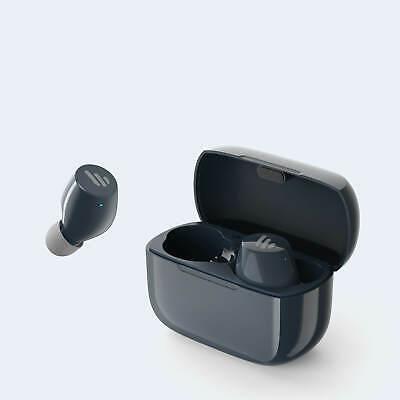 Edifier TWS1 True Wireless Earbuds, Charging Case Bluetooth v5.0 aptX IPX5 Blue