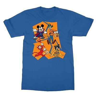 Disney Halloween Tee Shirts (Disney Mickey Mouse and Friends Surprise Halloween Men's)