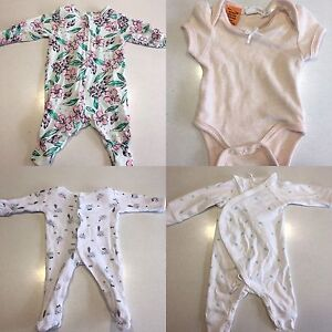 Girl tiny baby / premmie clothes Ranelagh Huon Valley Preview