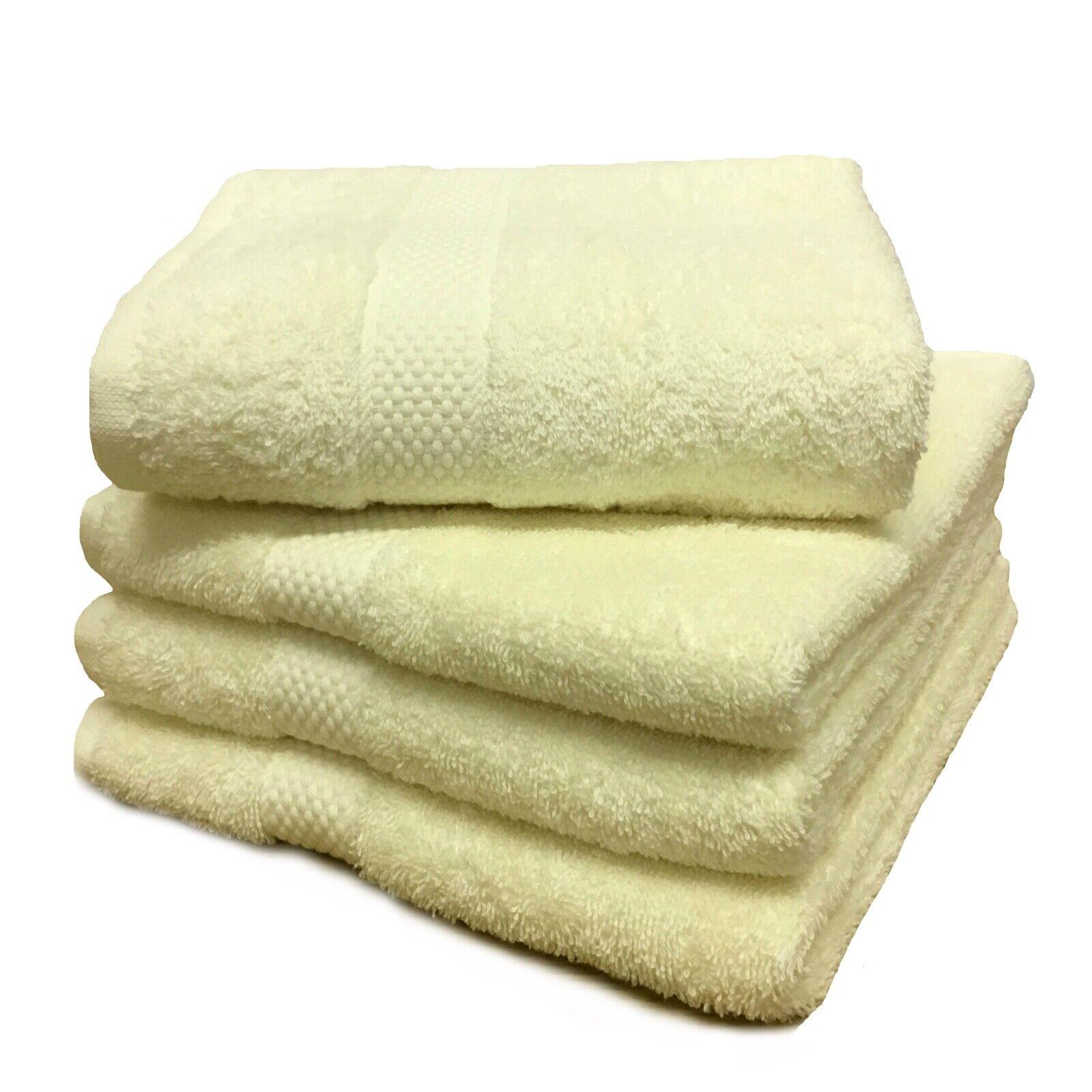 Luxury 100/% combed cotton super soft towels face hand bath towel sheet bathroom