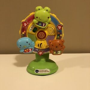 Vtech Lil' Critters Spin & Discover Ferris Wheel toy