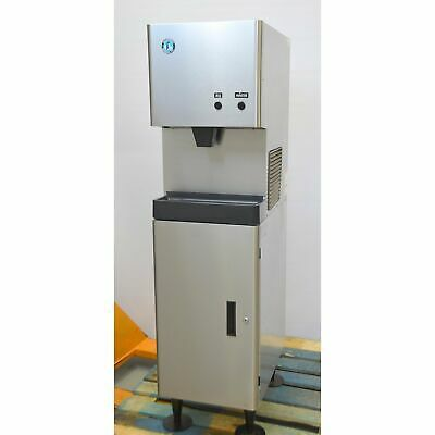 Hoshizaki Dcm-270bah Cubelet Ice Maker Water Dispenser With Stand