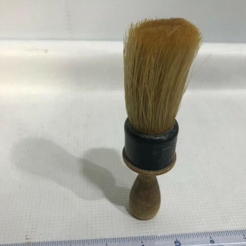 Vintage Rubberset Boar Bristle 49-3 Shaving Brush USA