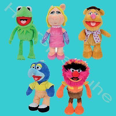 ch, Kermit der Frosch, Miss Piggy, Gonzo, Fozzy Bär, Das Tier (Fozzy Der Bär)