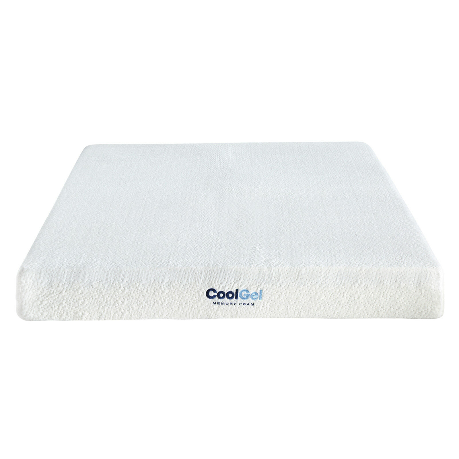 Cool Gel Ventilated Gel Memory Foam 8 Inch Mattress Bed Slee