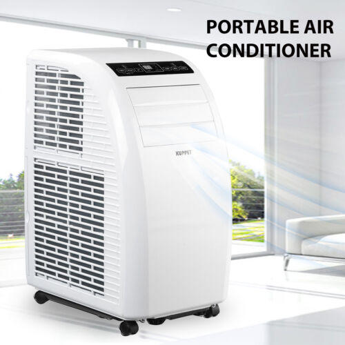 12000BTU Portable Air Conditioner Quiet Cooling AC Fan Dehum