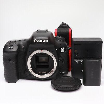 Canon EOS 7D Mark II GPS Digital SLR Camera Body ~