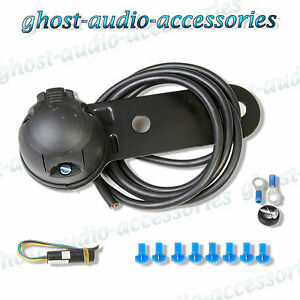 12N-full-Single-Towing-Electrics-Towbar-wiring-kit-with-TEM1A-Audible-Buzzer