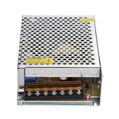 Ac110-220v To Dc 12v 10a 120w Transformer Regulate Switch Power Supply Converte