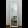 Cannes White Shabby Chic Full Length Antique Dress Mirror 16