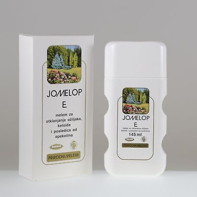 Jomelop E Saljic Best Balm cream for scars , keloidal scar and burns 145
