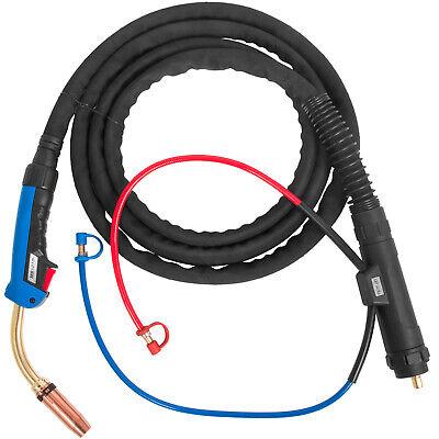 Mig Welding Torch Mb 501d Mig Welding Gun Water Cooled Binzel Type 500 Amp 13ft