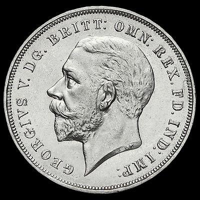1935 King George V Rocking Horse Silver Jubilee Crown, EF