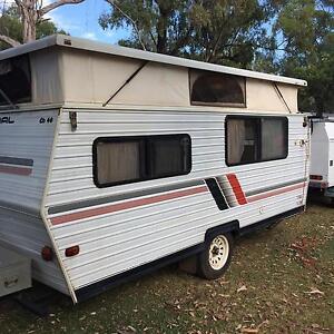 Coromal caravan pop top Maryborough Fraser Coast Preview