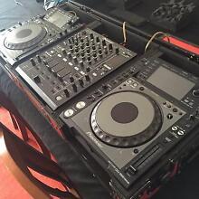 IMMACULATE CONDITION 2x CDJ 2000N + DJM 900N Minchinbury Blacktown Area Preview