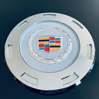 "One Wheel Center Hub Cap for 07-15 Cadillac Escalade 22"" Wheels Only Chrome"