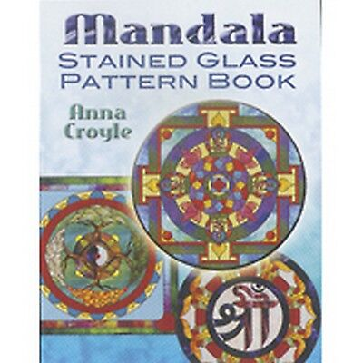 Stained Glass Mandalas (Stained Glass Pattern Book - MANDALA SG PATTERNS )