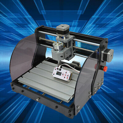 3 Axis Cnc 3018 Pro Router Engraving Machine Grbloffline Control Emergency-stop