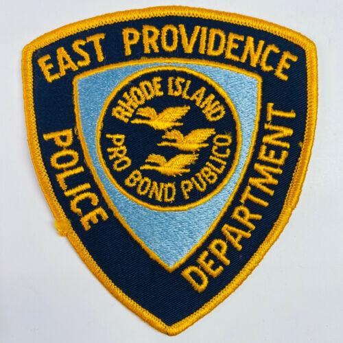 East Providence Police Rhode Island RI Patch (A4-B)