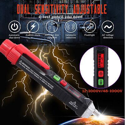 Dual Sensitivity Electrical Tester Pen Non-contact Ac Voltage Detector Sensors