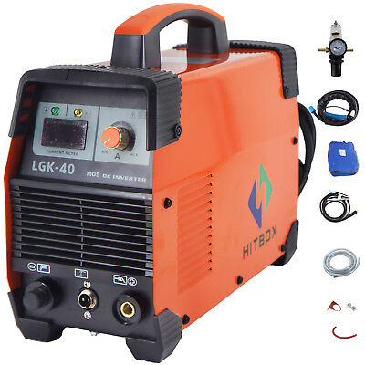 Hitbox Plasma Cutter 40a 220v Electric Inverter Air Plasma Cutting Machine Cut40