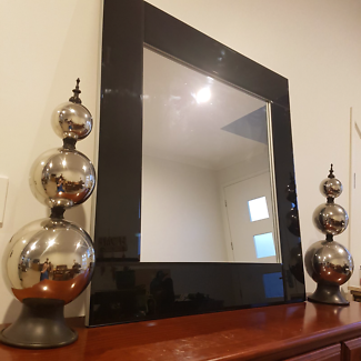 Freedom Mirror as new, big size 1 mt x 1 mt