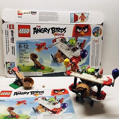 Lego Angry Birds Piggy Plane Attack Set 75822
