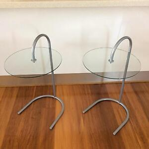 Glass & Metal coffee Tables Soldiers Point Port Stephens Area Preview