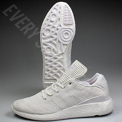 Adidas Busenitz Pure Boost PK Skateboard Shoes BB8376 - White (NEW) Lists @ $180