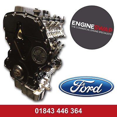 AWD Ford Ranger 2.2 TDCI Reconditioned Diesel Engine (2012-2019) Euro 5