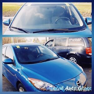 FREE MOBILE SERVICE TO YOUR DOOR FOR WINDSHIELD REPLACEMENT