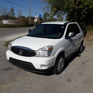 2006 Buick Rendezvous CX  3rd row seating. certified