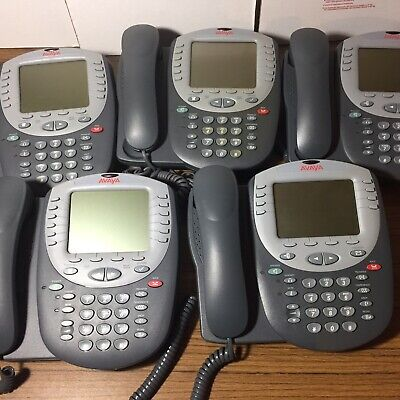 Avaya 2420 Multiline Digital Phone Gray