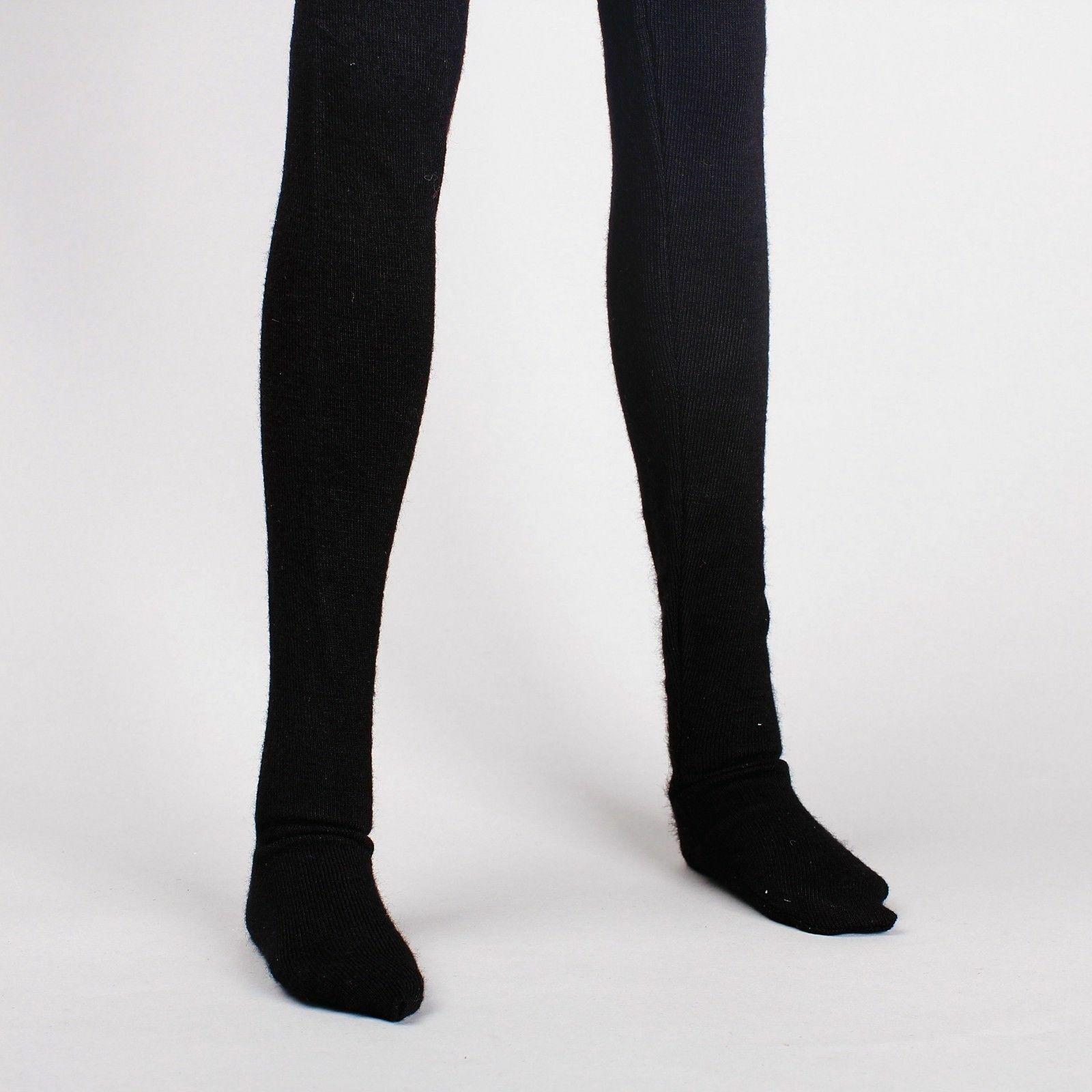 PF 10# Black Trousers Stockings Clothes 1//4 MSD DOD AOD DZ BJD Dollfie