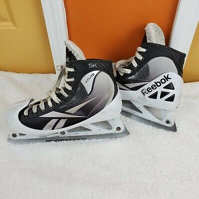 Ice Hockey Adult Reebok Skates size 7.5 Trainers4Me