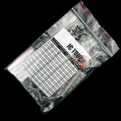 21value 200pcs Electrolytic Capacitor Assortment Kit
