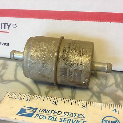 Chrysler products fuel filter, no package.   2625254.    Item:  9345