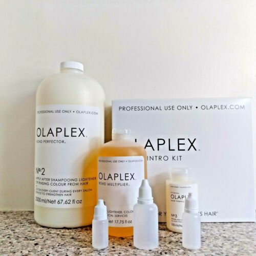 OLAPLEX No.1 No.2 No.3 SAMPLE KITS CHOOSE YOUR SIZE  ** Same Day Shipping **