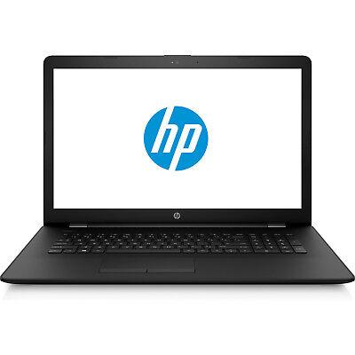 "hp 17-ak022ng Notebook (AMD Dual-Core E2, 17"", HDD 1 TB, 8 GB RAM, Windows 10)"