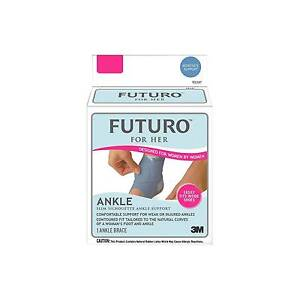 19595992505b11 3m FUTURO for Her Slim Silhouette Ankle Support Brace Small medium ...