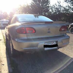 2001 Chevrolet Cavalier Coupe Low Kms!!