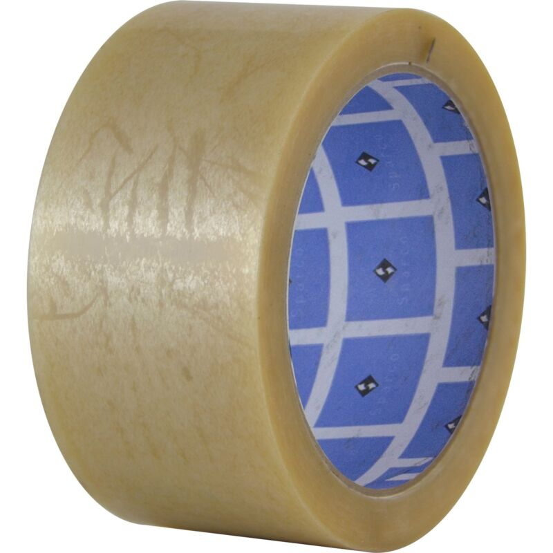 """Sparco Nat Rubber Sealing Tape 2.3Mil 2""""x55 Yds 36/CT CL 74961"""