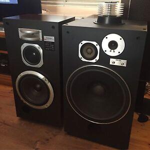 UPDATED - Vintage HiFi! Pioneer HPM-150 Speakers, Amps, Tape Elizabeth Vale Playford Area Preview