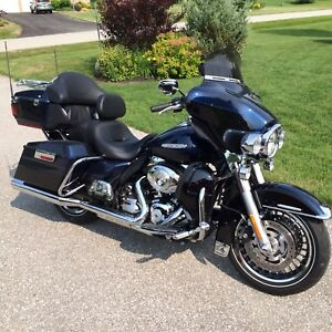 2012 Harley Limited. Just like new.