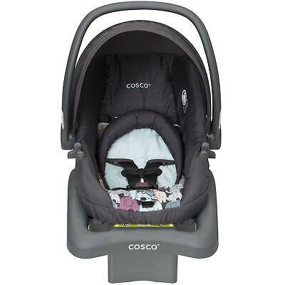 Cosco Light 'n Comfy DX Infant Car Seat, Elephant Puzzle