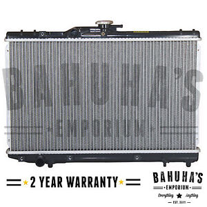NEW MANUAL RADIATOR PETROL FOR TOYOTA STARLET HATCH (EP91) 1989-1999