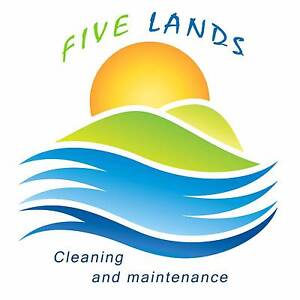 Five Lands Cleaning and maintenance Bensville Gosford Area Preview