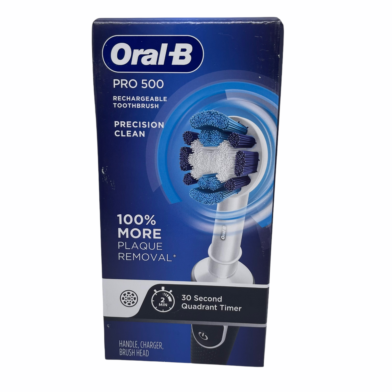 Oral-B Pro 500 Precision Clean Electric Rechargeable Toothbr
