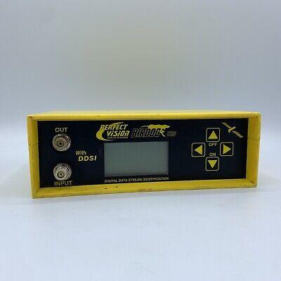 Perfect Vision Birdog USB Plus Satellite Finder Tuner DirecTv Dish Network Unit